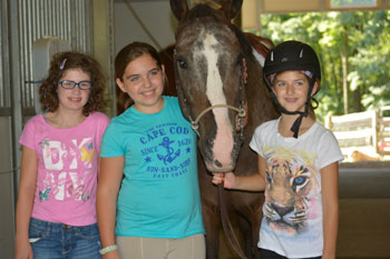 Summer Horsemanship Camp